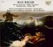 REGER - Järvi - Quatre poèmes symphoniques d'après Böcklin, pour orchest