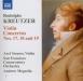 KREUTZER - Strauss - Concerto pour violon n°18