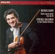 MENDELSSOHN-BARTHOLDY - Zukerman - Concerto pour violon et orchestre en