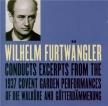 WAGNER - Furtwängler - Die Walküre (La Walkyrie) WWV.86b : extraits