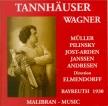 WAGNER - Elmendorff - Tannhäuser WWV.70 (Bayreuth 1930) Bayreuth 1930