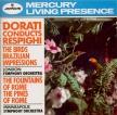 RESPIGHI - Dorati - Gli uccelli (Les oiseaux), suite pour petit orchestr