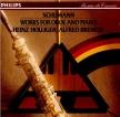 SCHUMANN - Holliger - Trois romances op.94 : version pour hautbois et pi