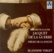 JACQUET DE LA GUERRE - Verlet - Suite pour clavecin en ré mineur (Pièces