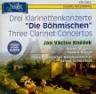 Drei Klarinettenkonzerte 'Die Böhmischen'