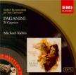 PAGANINI - Rabin - Vingt-quatre caprices pour violon op.1 MS.25