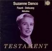 FAURE - Danco - La bonne chanson (Verlaine), cycle de mélodies pour voix