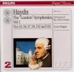 The 'London' Symphonies Vol.1
