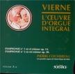 VIERNE - Cochereau - Symphonie pour orgue n°1 en ré mineur op.14