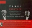 VERDI - Toscanini - Falstaff, opéra en trois actes 2 versions 1937 et 1957