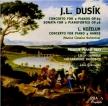 DUSSEK - Prague Piano Du - Concerto pour deux pianos op.63