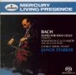 BACH - Starker - Sonate pour viole de gambe et clavier n°1 en sol majeur