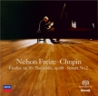 CHOPIN - Freire - Douze études pour piano op.10