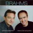 BRAHMS - Demarquette - Sonate pour violoncelle et piano n°2 en fa majeur