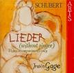 Lieder (without singer) Lieder sans chant