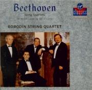 BEETHOVEN - Borodin Quartet - Quatuor à cordes n°15 op.132
