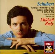 SCHUBERT - Rudy - Fantaisie pour piano op.15 en do majeur D.760 'Wandere