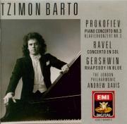 PROKOFIEV - Barto - Concerto pour piano et orchestre n°3 en do majeur op