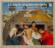 BACH - Gardiner - Passion selon St Jean(Johannes-Passion), pour soliste