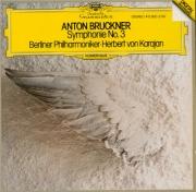 BRUCKNER - Karajan - Symphonie n°3 en ré mineur WAB 103