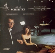 SCHNITTKE - Dheur - Suite in the old style
