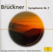 BRUCKNER - Barenboim - Symphonie n°7 en mi majeur WAB 107