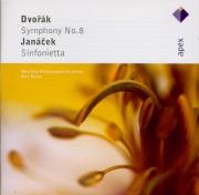 DVORAK - Masur - Symphonie n°8 en sol majeur op.88 B.163