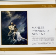 MAHLER - Mitropoulos - Symphonie n°3