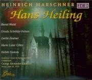 MARSCHNER - Albrecht - Hans Heiling (live RAI torino, 20 - 6 - 1972) live RAI torino, 20 - 6 - 1972