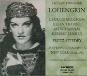 WAGNER - Stiedry - Lohengrin WWV.75 (live MET, 7 - 1 - 1950) live MET, 7 - 1 - 1950