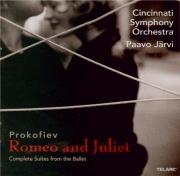 PROKOFIEV - Järvi - Roméo et Juliette, ballet en 4 actes avec prologue