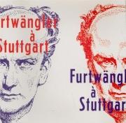 W. Furtwängler à Stuttgart