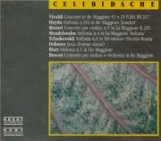 VIVALDI - Celibidache - Concerto pour violon, cordes et b.c. en ré majeu