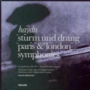 'Sturm und Drang', 'Paris' & 'London' Symphonies