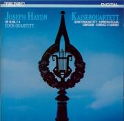 HAYDN - Eder-Quartett - Quatuor à cordes n°76 en ré mineur op.76 n°2 Hob