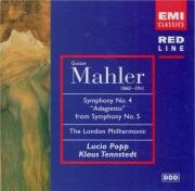 MAHLER - Tennstedt - Symphonie n°4