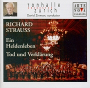 STRAUSS - Zinman - Ein Heldenleben, poème symphonique pour grand orchest