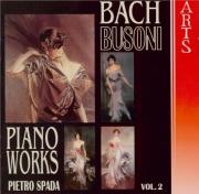 Complete Transcriptions pour Piano Vol.2 Bach