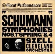 SCHUMANN - Szell - Symphonie n°1 'Printemps' op.38
