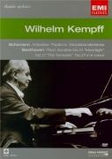 SCHUMANN - Kempff - Arabeske, pour piano en do majeur op.18