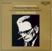 MENDELSSOHN-BARTHOLDY - Klemperer - Ein Sommernachtstraum (Le songe d'un