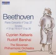 BEETHOVEN - Katsaris - Concerto pour piano n°3 op.37