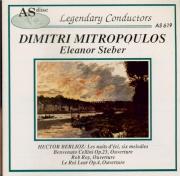 BERLIOZ - Mitropoulos - Nuits d'été (Les) op.7