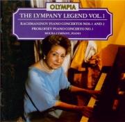 The Lympani Legend Vol.1