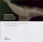 TCHAIKOVSKY - Barenboim - Symphonie n°4 en fa mineur op.36