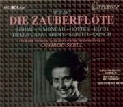 MOZART - Szell - Die Zauberflöte (La flûte enchantée), opéra en deux act