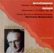 SCHOENBERG - Scherchen - Pelleas und Melisande, poème symphonique pour o