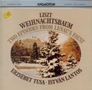LISZT - Tusa - Weihnachtsbaum, douze pièces pour piano à quatre mains S
