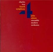 IVES - Adams - Symphonie n°4