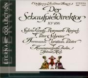 MOZART - Koch - Directeur de théâtre (Le) (Der Schauspieldirektor) K.486